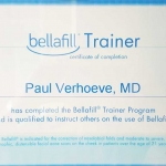 Bellafill-trainer-certification